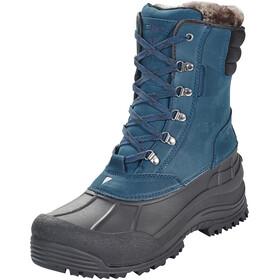 CMP Campagnolo Kinos WP Snow Boots Men Black Blue-Nero